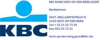 KBC bank Heist Goor